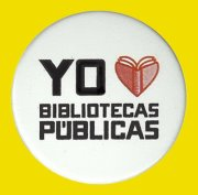 Marea amarilla de las bibliotecas