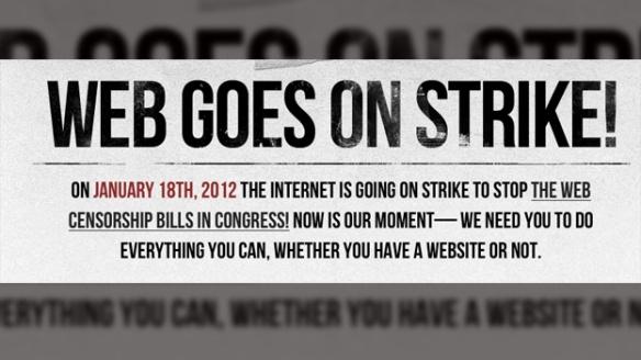 No queremos SOPA ni PIPA ni SINDE