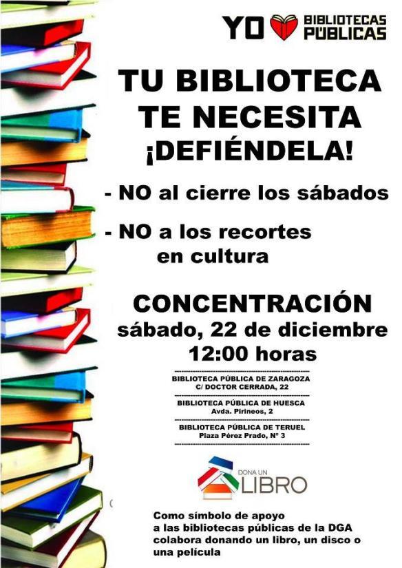 Bibliotecas de Aragón