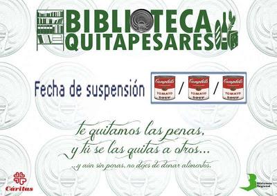 Quitapesares biblioteca 1