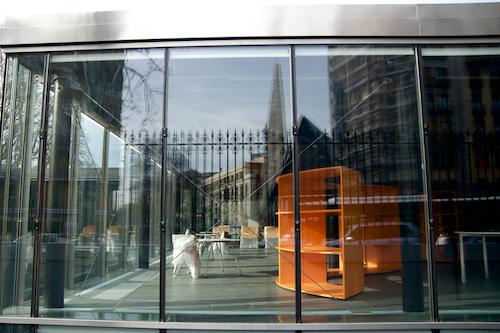 La biblioteca Casa de Fieras, amueblada – Zonaretiro.com