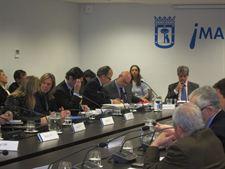 Comisión de las Artes. Foto Europa Press