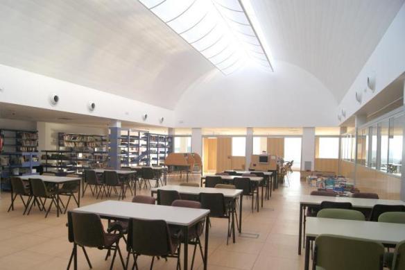 Foto de del Facebook 'Biblioteca El Molar'