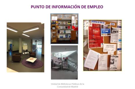 Encontrar trabajo gracias a la biblioteca