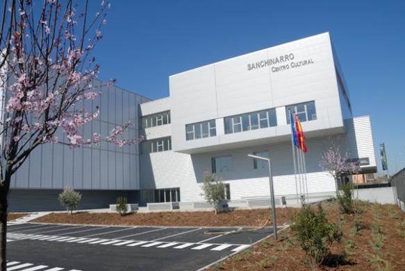 Foto de la web del Centro Cultural Sanchinarro