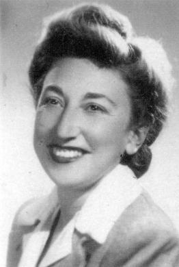 Otra de las heroicas bibliotecarias de esa época: Elena Amat. Fuente ateneodemadrid.com