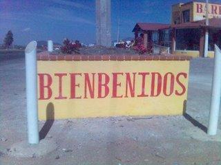 Esperemos que la falta de ortografía no será tan escandalosa como la de este cartel. Foto de  El Batiblog
