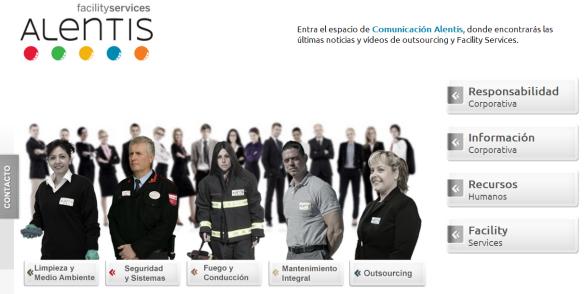 [Alentis es la compañía especialista en la gestión de soluciones a las empresas que deciden externalizar sus servicios].