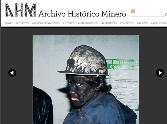Archivo minero