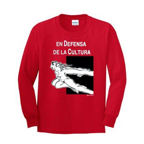 Camiseta Marea Roja