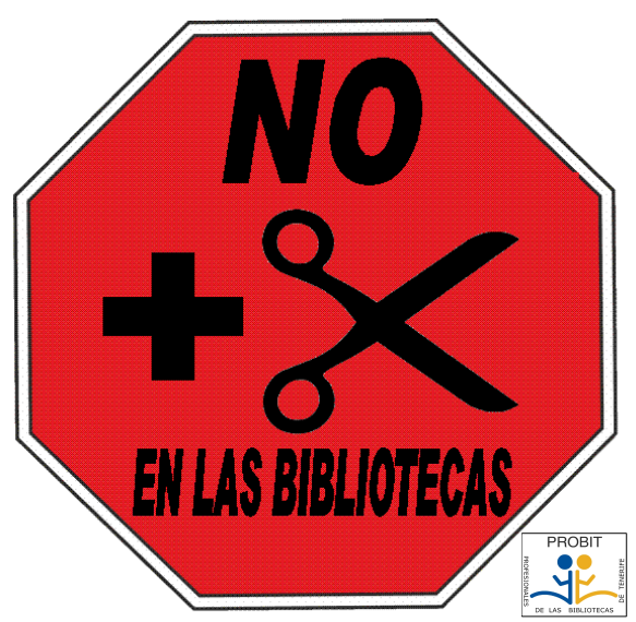 No mas recortes_logo Probit
