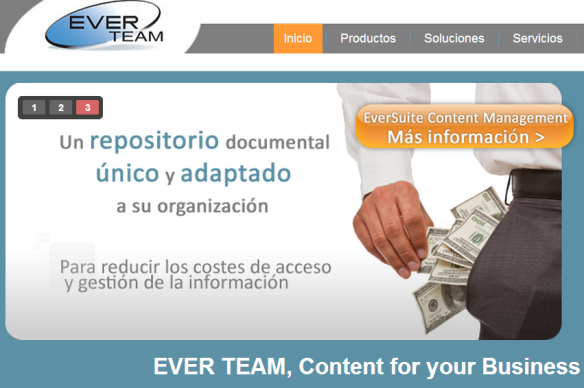 Ever Team Biblioteca Nacional de España
