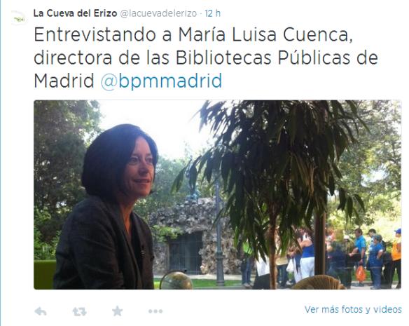María Luisa Cuenca