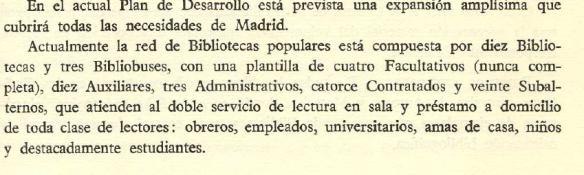 Historia bibliotecas populares Madrid 2