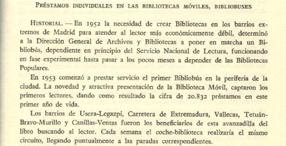 Bibliobuses Madrid 1