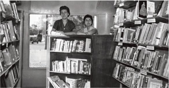 Bibliobuses Madrid 9