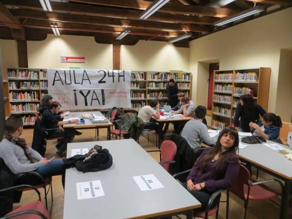 Fotos del FaceBook de Jóvenes IU Getafe