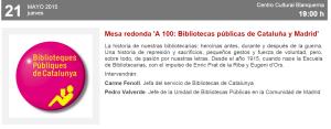 100 años bibliotecas 1