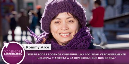 Rommy Arce