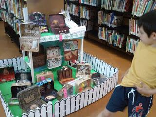 Bibliotecario infantil